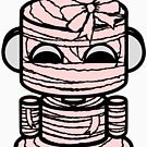 Mummy O'bot 2.0 by Carbon-Fibre Media