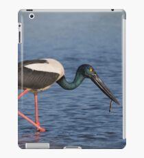 Eel Hunting iPad Case/Skin