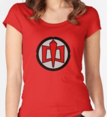 Greatest American Hero Replica Women's Fitted Scoop T-Shirt