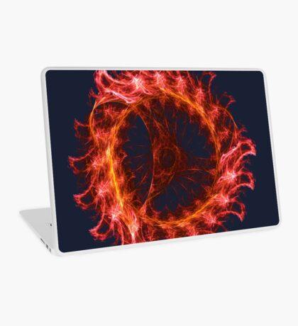 I am the Fire! #fractal Laptop Skin