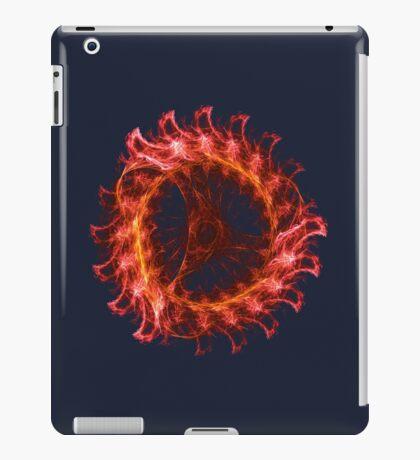 I am the Fire! #fractal iPad Case/Skin