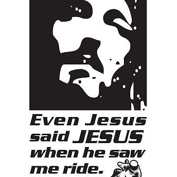 Jesus! by kneedraggers