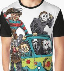 The Massacre Machine Horror Graphic T-Shirt
