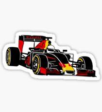 Formula 1 Racing Sticker