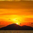 Sunset island by kawing921