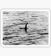 Nessie #1 Sticker