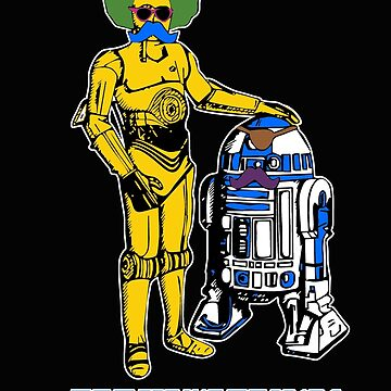 Not the droids you are looking for by RobGoodfellow