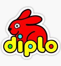 Diplo (Duplo parody) Sticker
