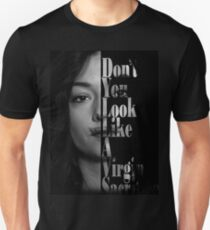 Carmilla- Don't You Look Like A Virgin Sacrifice Unisex T-Shirt
