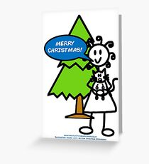 Christmas Cards - TGWTCH + Tree Greeting Card