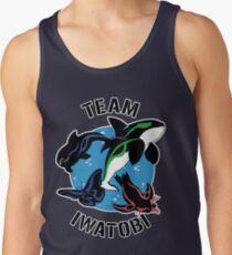 Team Iwatobi Variant Tank Top