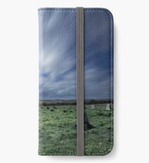 The Merry Maidens by Moonlight iPhone Wallet/Case/Skin