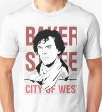 sherlock #2 T-Shirt