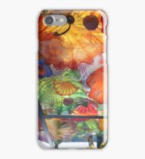 Chihuli Art Glass, Tacoma iPhone Case/Skin