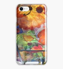 Chihuli Art Glass, Tacoma iPhone Case/Skin