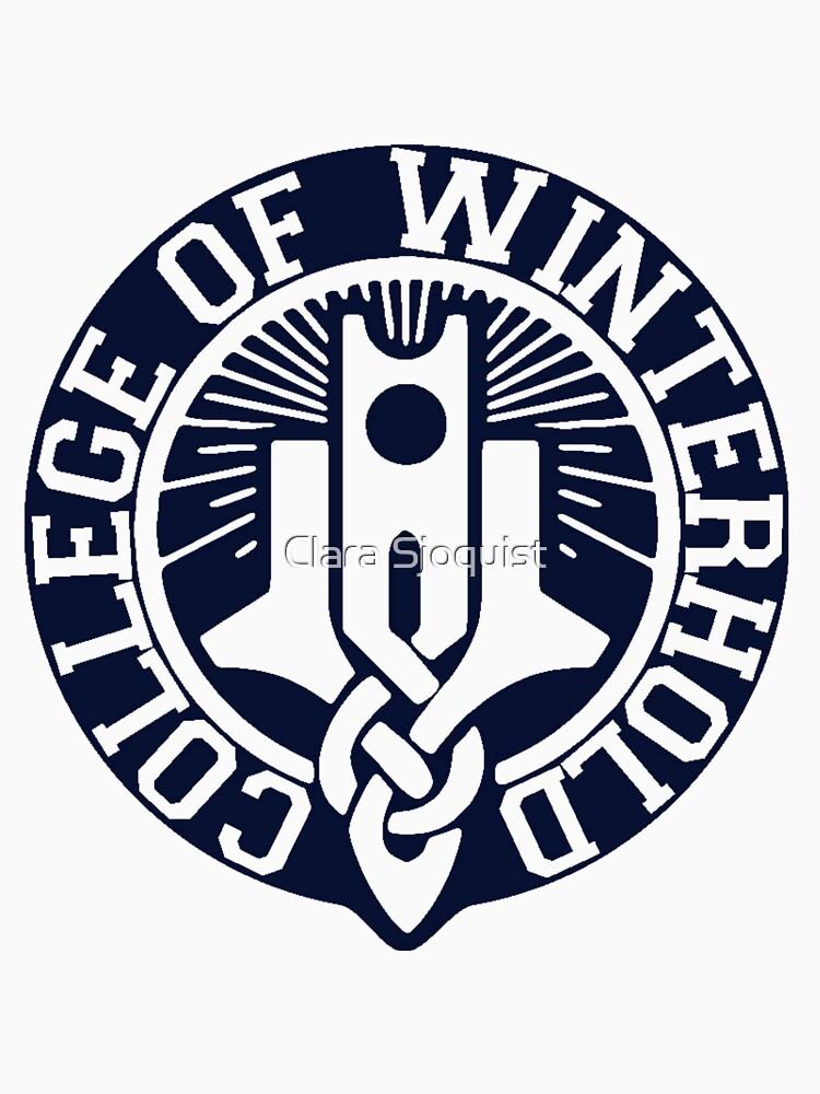 Hochschule von Winterhold von BrainFlame
