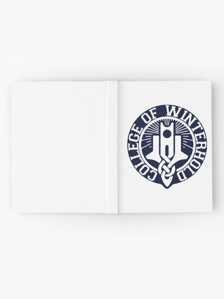 Alternate view of College of Winterhold Hardcover Journal