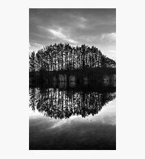 Mirror Photographic Print