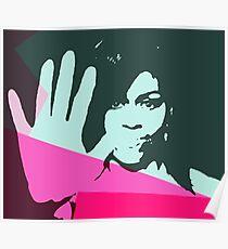 Michelle Obama Superstar Poster