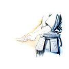 « Bokken, croquis » par KendoWaaa