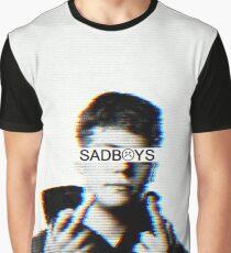 Yung Lean - Glitch Graphic T-Shirt