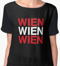 WIEN Women's Chiffon Top