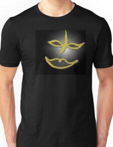 Gold Face T-Shirt