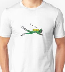 Green Diver T-Shirt