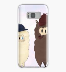 Sherlock Alpagas Samsung Galaxy Case/Skin