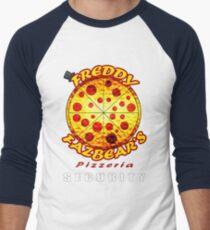Official Employee of Freddy Fazbear's Pizzeria Men's Baseball ¾ T-Shirt