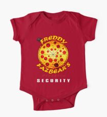 Official Employee of Freddy Fazbear's Pizzeria Kids Clothes