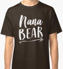 Nana Bear Classic T-Shirt