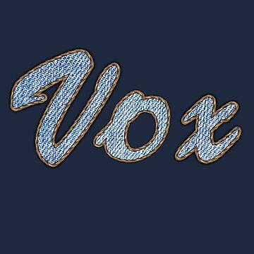 vintage vox by shviala