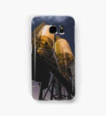 Abandoned Cement Factory Samsung Galaxy Case/Skin