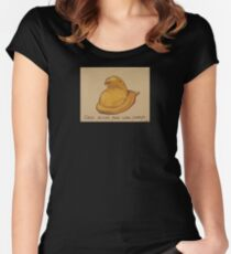 This is Not a Peep Women's Fitted Scoop T-Shirt