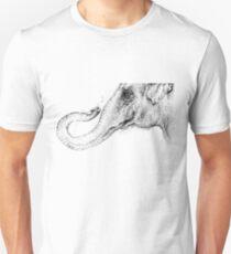 An elephant's faithful 100% by Inkspot Unisex T-Shirt
