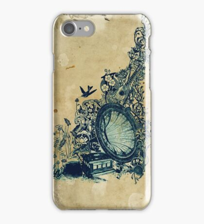 sound of nature iPhone Case/Skin
