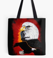 Eagle Native Art 2 Tote Bag