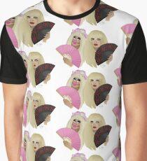 Trixie Mattel & Katya Zamolodchikova Graphic T-Shirt
