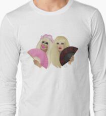 Trixie Mattel & Katya Zamolodchikova Long Sleeve T-Shirt