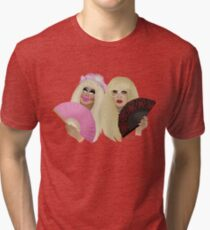 Trixie Mattel & Katya Zamolodchikova Tri-blend T-Shirt