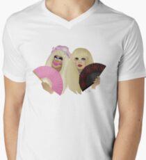 Trixie Mattel & Katya Zamolodchikova Men's V-Neck T-Shirt