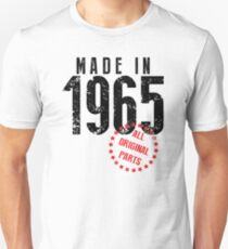 Made In 1965, All Original Parts T-Shirt