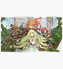 Secret Of Mana Poster