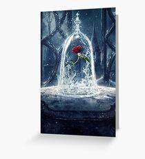 Enchanted Rose Greeting Card