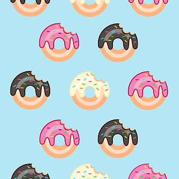 Triple Treat Donuts by BlameEmma