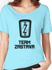 Team Zastava Women's Relaxed Fit T-Shirt