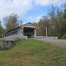 Root Road Covered Bridge by Jack Ryan