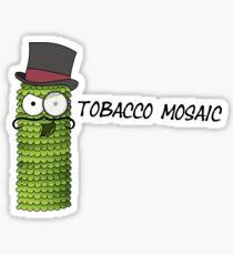Tobacco Mosaic Virus Villain Sticker