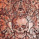 Skull in eyeland 2 by SundaySchool